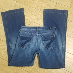 Seven 7 For All Mankind DOJO Jeans